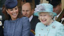 Queen Elizabeth II's Sweetest Moments with Kate Middleton & Meghan Markle