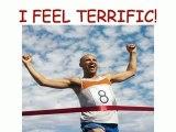 I Feel Healthy, I Feel Happy, I Feel Terrific!
