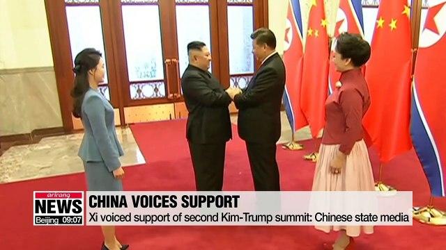 N. Korean leader arrives in Pyongyang after visit to China: KCNA