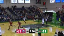 Andrew White III (17 points) Highlights vs. Long Island Nets