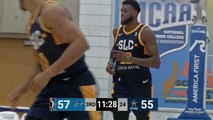 Willie Reed slams home the alley-oop