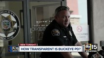 City of Buckeye continues to withhold information on outside investigation of police department