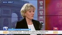 """Pour Nadine Morano, l'état d'urgence permettrait """"l'assignation à résidence administrative"""" de manifestants"""