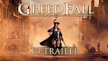 GreedFall - Trailer E3 2018