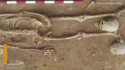 Decapitated Skeletons Found in Ancient Roman Cemetery