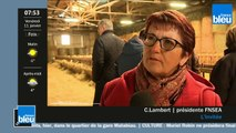 Christiane Lambert - présidente de la FNSEA - invitée de France Bleu Occitanie