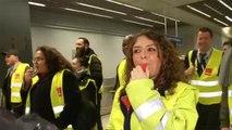 إضراب موظفي الأمن بالمطارات الألمانية يشل الملاحة الجوية