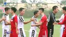 HIGHLIGHTS | Hà Nội 5 - 2 Than Quảng Ninh: Tiếp tục là một trận cầu thăng hoa của đội bóng Thủ đô