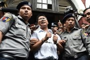 Myanmar court rejects jailed reporters' appeal