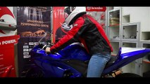 How to use paddock stand   Moto-Trailers Front & Rear Paddock Stand