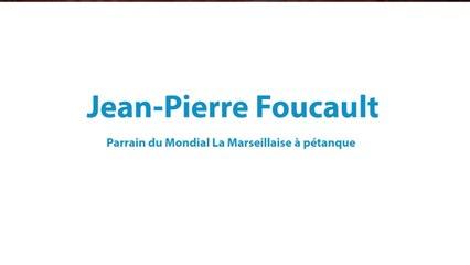 Jean-Pierre Foucault soutient le développement numérique de la Marseillaise