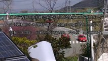 2014年3月25日の山火事 七覚山円楽寺~六角堂石塔群