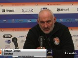 (J18) Laval vs Boulogne, avant-match avec F.Ciccolini