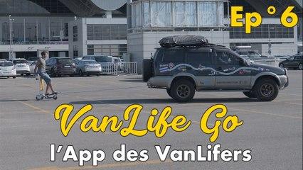 Application VANLIFE GO pour les VanLifers
