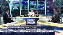 Le Club de la Bourse: Alexandre Baradez, Pierre-Alexis Dumont, François Jubin et Vincent Ganne - 11/01