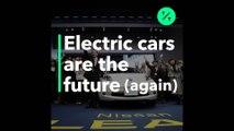 Larga e increíble historia de los autos eléctricos