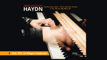 Denis Levaillant - Haydn 4 Sonate Hob. XVI: 14 Allegro moderato