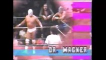 Canek/Dr. Wagner Jr/Zandokan vs Miguel Perez Jr/Ricky Santana/Scorpio Jr (UWA September 19th, 1992)