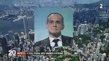 Après Carlos Ghosn exilé fiscalement aux Pays-Bas, qu'en est-il des autres grands patrons français ? Regardez
