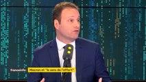 Interview Sylvain Maillard, député LREM de Paris