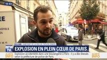 """""""Les vitres ont explosé (...) C'est un carnage."""" Un habitant de la rue de Trévise à Paris témoigne après l'explosion"""