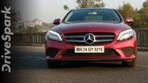 2018 Mercedes-Benz C-Class Facelift Review : Interior, Features, Design, Specs & Performance