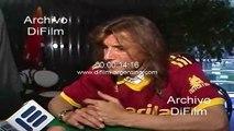 Claudio Caniggia on contract with Associazione Sportiva Roma 1992