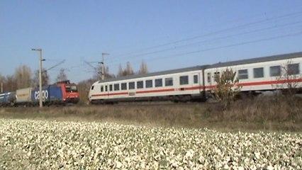 Züge Brühl Walberberg, Crossrail 186, 6x 101, ERS 189, 2x SBB Cargo Re482, 152, 2x 146, 4x 460, 4x 425