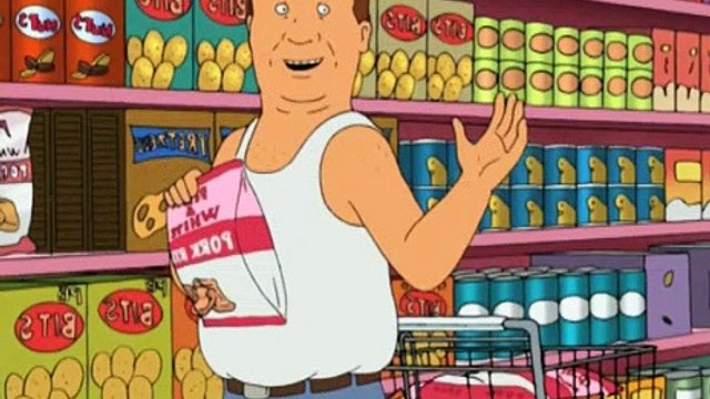 King of the Hill S13E06 - A Bill Full of Dollars