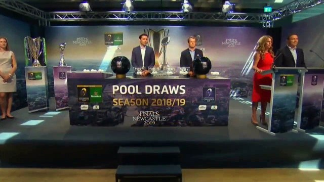 LIVE - 2018 19 Heineken Champions Cup and Challenge Cup Pool Draws part 2 2, 2019 show comedy action part 1/2