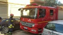 Durrës, zjarr në treg (Pa koment) - Top Channel Albania - News - Lajme
