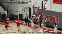 La lycéenne Fran Belibi claque un alley-oop dunk, une première
