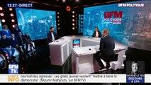 """Politiques au quotidien: Les gilets jaunes """"commencent à s'organiser pour lutter contre la violence"""", Mounir Mahjoubi"""