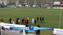 COUPE GAMBARDELLA-CA I 32e de finale - AS St-Priest / OM - 13/01/19 (3)