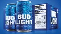 Bud Light Will Be First Beer With Nutrition Facts