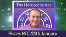 Pisces Weekly Horoscope from 14th January - 21st January