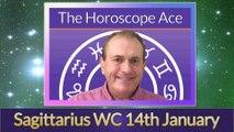 Sagittarius Weekly Horoscope from 14th January - 21st January