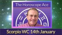 Scorpio Weekly Horoscope from 14th January - 21st January