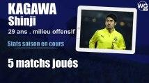 Mercato : Qui es-tu Shinji Kagawa ?