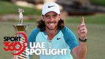 UAE Spotlight: Tommy Fleetwood clinches Race to Dubai title as Jon Rahm wins DPWTC
