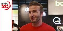 David Beckham on Ronaldo and Messi