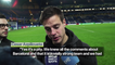 Cesar Azpilicueta: It was a pity that we couldn't keep the result