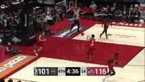 Jaylen Adams (20 points) Highlights vs. Raptors 905