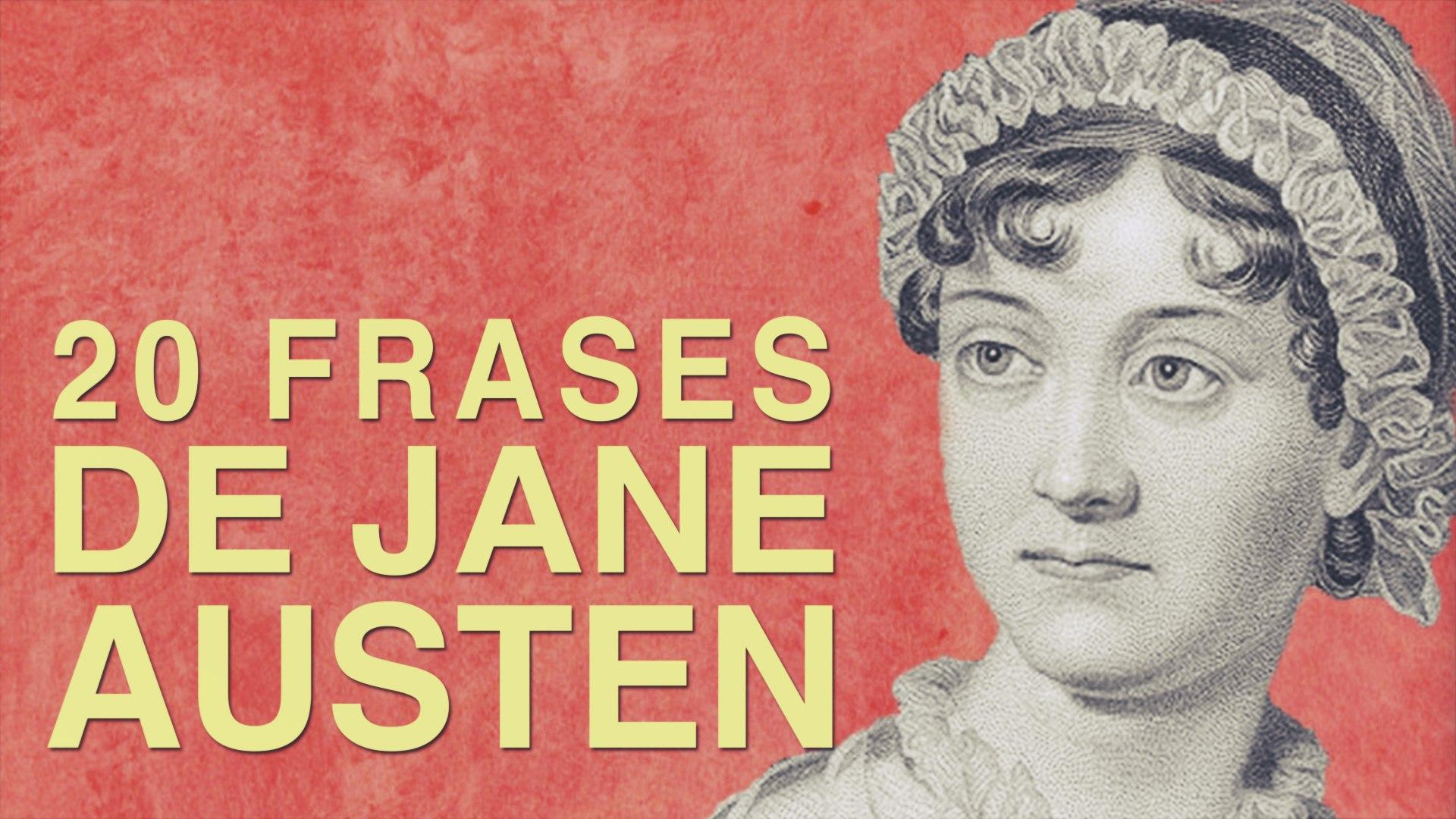 20 Frases De Jane Austen Impulsora De La Novela Romántica Clásica