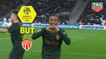 But Youri TIELEMANS (38ème) / Olympique de Marseille - AS Monaco - (1-1) - (OM-ASM) / 2018-19