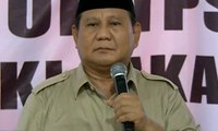 Prabowo Subianto: Relawan Harus Jaga Setiap TPS