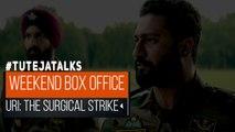 URI Weekend Box Office   Vicky Kaushal   Yami Gautam   #TutejaTalks