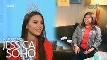 Kapuso Mo, Jessica Soho: Jessica Soho interviews Miss Universe 2018 Catriona Gray