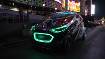 Mercedes-Benz Vision URBANETIC at the CES 2019