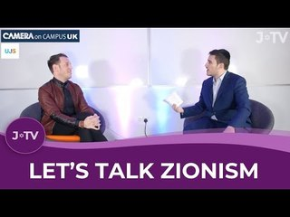 Let's Talk Zionism - with Shai Tamasi